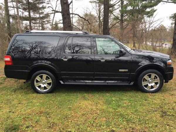 2008 Ford Expedition EL Limited **LEATHER/LOADED**