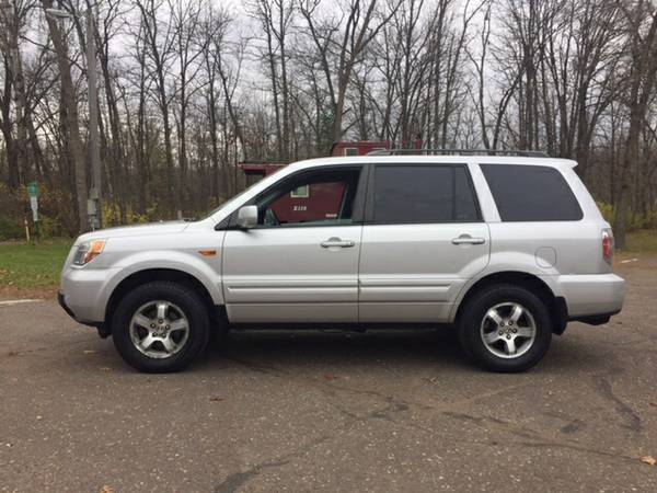 2006 Honda Pilot EX AWD, with 3rd Row seating