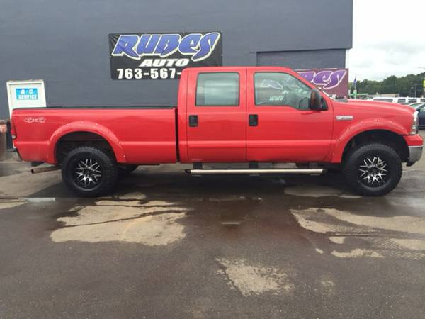 2006 Ford F250 XLT Super Duty-1 Owner *After market wheels and tires*