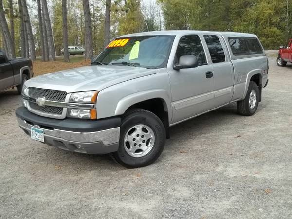 2004 Chevrolet Silverado Z71, One Owner, 85,000 miles!