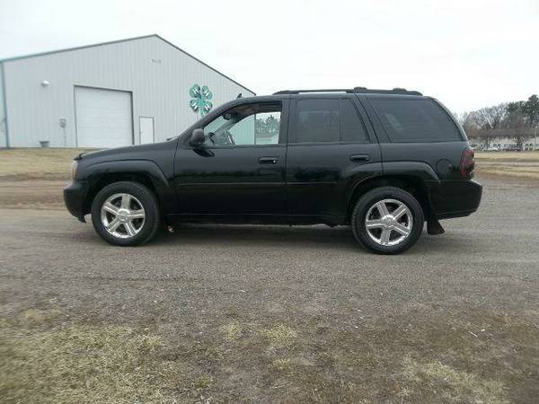 2007 Chevy Trailblazer LT **LEATHER,LOADED** MECHANIC SPECIAL**