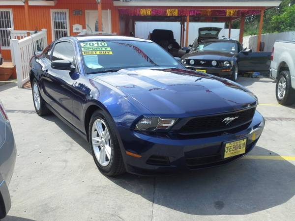 ★★FORD MUSTANG 2010*V6 AUT★★