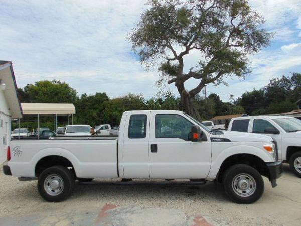 2011 Ford F-250 XL X-Cab 4X4 100% Financing & Leasing Available