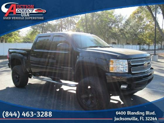 **2012 Chevy 1500 Crew Cab LTZ 4x4..low payments and downpayments**