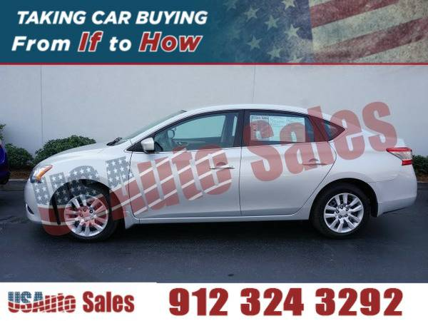 *2013* *Nissan Sentra S* ** SILVER