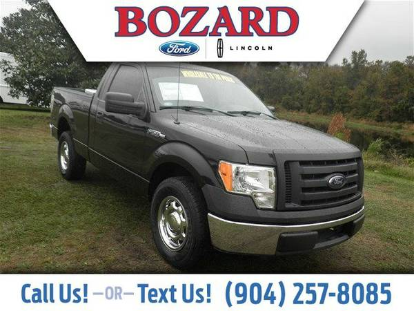 2010 Ford F-150 XL WTP Truck F-150 Ford