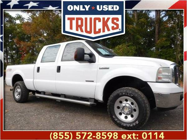2007 *Ford F250* *F-250*F 250* XLT 4x4 Super Duty (8cyl, 6.0L,...