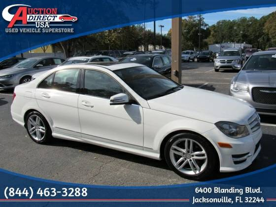 **2013 Mercedes-Benz C-Class C250..low payments
