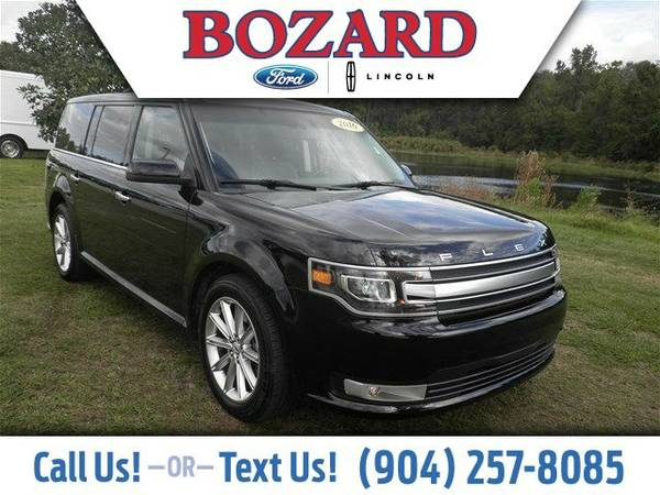 2016 Ford Flex Limited SUV Flex Ford