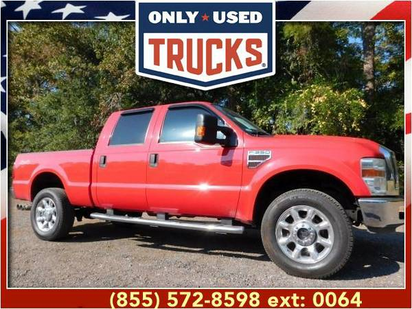 2008 *Ford F350* *F-350*F 350* XL 4x4 Super Duty SRW (8cyl, 6.4L,...
