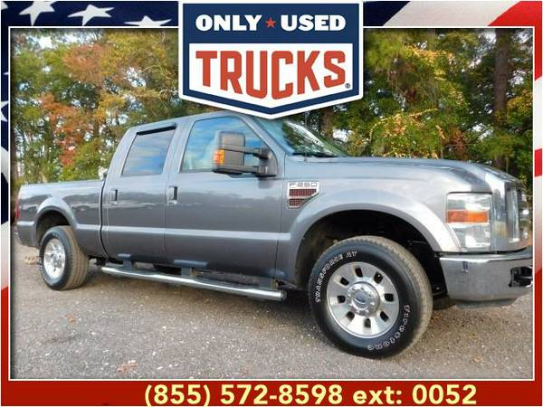 2010 *Ford F250* *F-250*F 250* Lariat Super Duty (8cyl, 6.4L,...