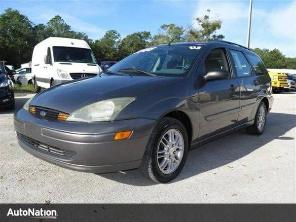 2003 Ford Focus SE SKU:3W134498 Ford Focus SE Station Wagon