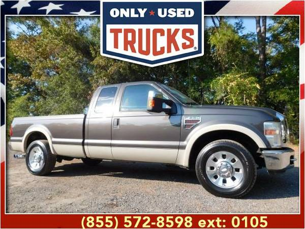 2009 *Ford F250* *F-250*F 250* Lariat Super Duty (8cyl, 6.4L,...