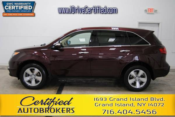 2010 *Acura MDX* AWD *We Finance!* Sun Roof