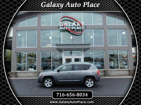 2012 *Jeep* *Compass* Latitude 4WD