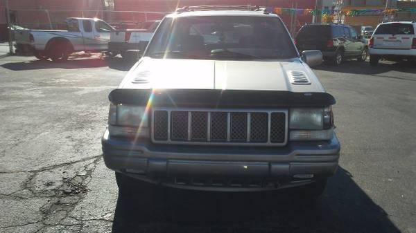 1998 Grand Cherokee 5.9