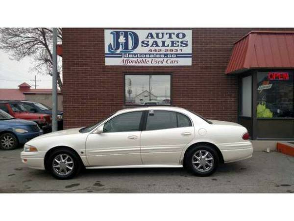 2003 Buick LeSabre Limited- One owner