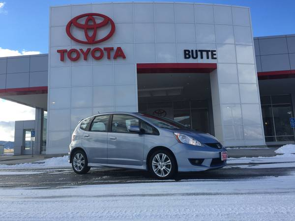 2009 Honda Fit Sport - Good Credit, Bad Credit, No Problem