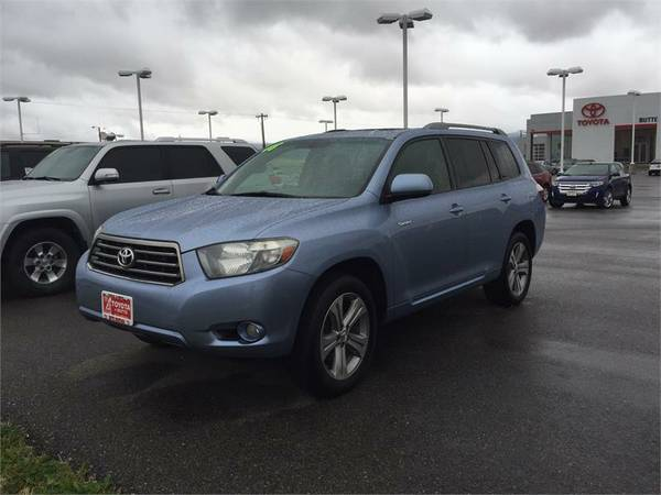 2008 Toyota Highlander Sport - Good Credit, Bad Credit, No Problem