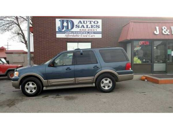 2004 Ford Expedition 4x4 Eddie Bauer