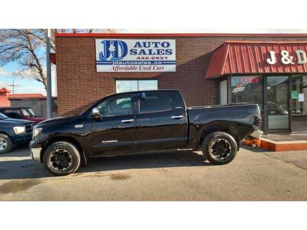 2010 Toyota Tundra Limited 4x4 with 5 year limited warranty
