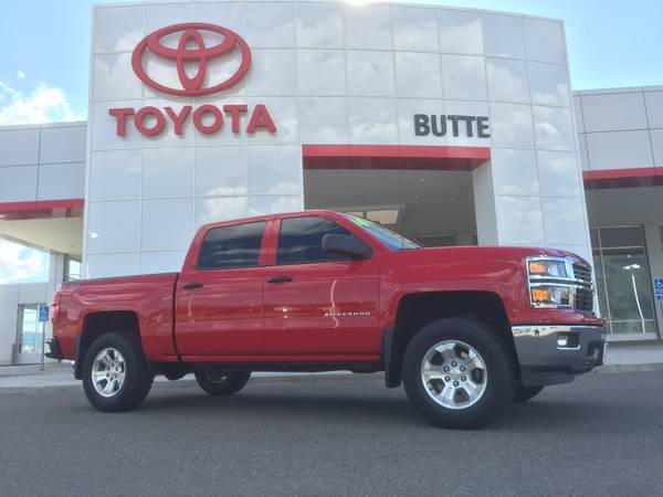 2014 Chevrolet Silverado 1500 LT - Good Credit, Bad Credit, No Problem