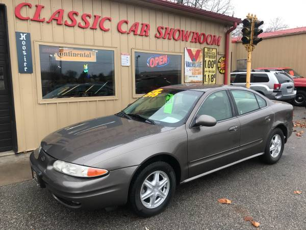 2002 olds Alreo GL1, affordable and relialbe new car trade