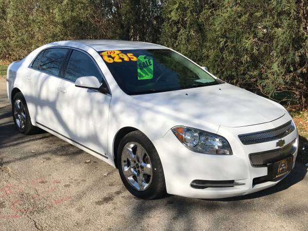 2009 Chevy Malibu LT1, 4 cylinder,well maintained, sharp
