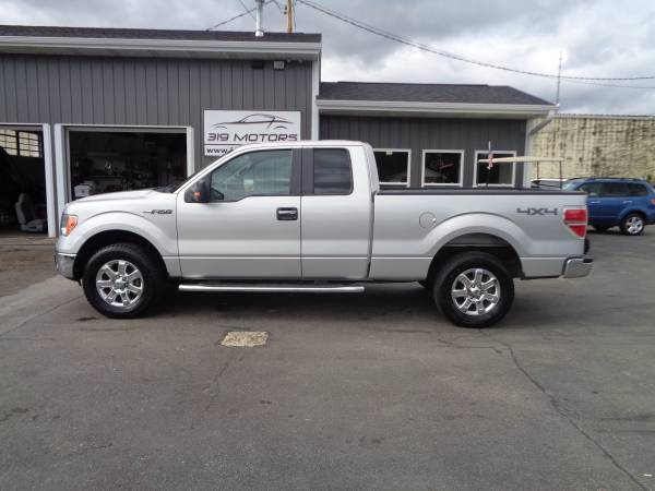 2013 FORD F150 EXT 4DR XLT