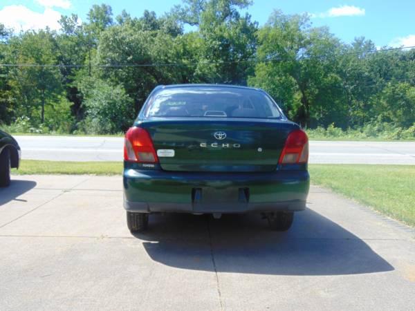 2000 Toyota Echo $2,550.00 A&D Premier Auto