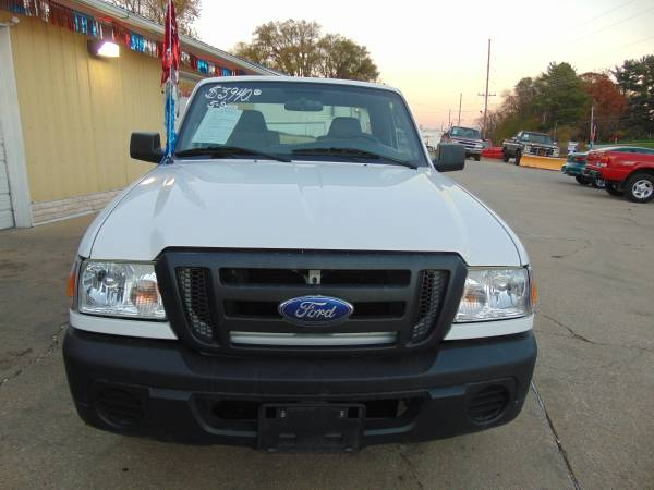2009 Ford Ranger (5 Speed) $3,940.00 A&D Premier Auto