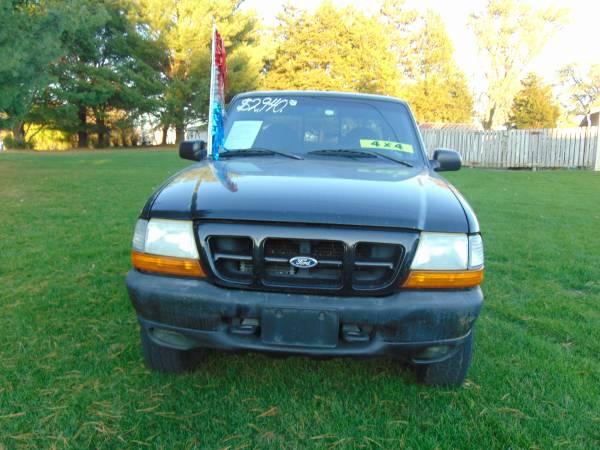 1999 Ford Ranger Sport $2,940.00 A&D Premier Auto