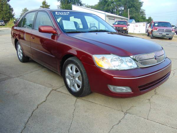 REDUCED!! 2000 Toyota Avalon XLS $3,740.00 A&D Premier Auto