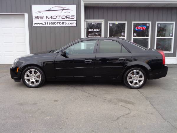 2005 CADILLAC CTS LOW MILES