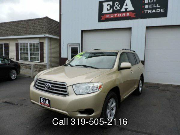 2008 Toyota Highlander *One Owner*