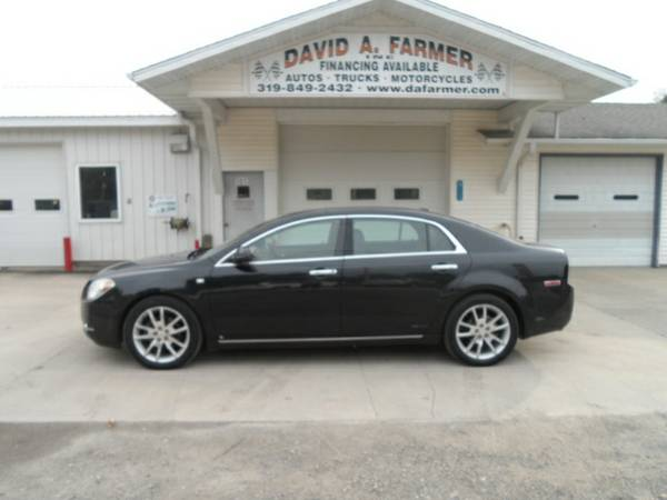 2008 Chevy Malibu LTZ**1 Owner/Loaded/111K**{www.dafarmer.com}