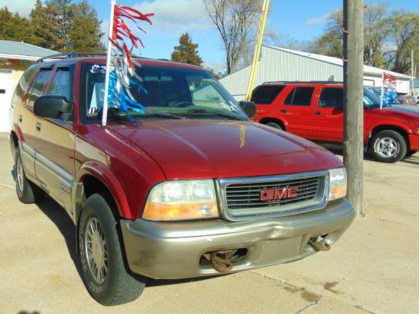 REDUCED!! 2000 GMC Jimmy $2,999.00 A&D Premier Auto
