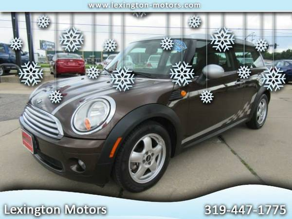 2008 MINI Clubman Base