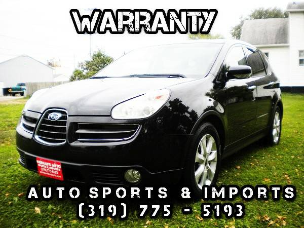 Super Clean! 3rd Row! 2006 Subaru B9 Tribeca Ltd-AWD-Sunroof-Leather