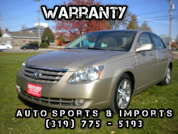 Absolutely Perfect! 2006 Toyota Avalon LTD-XM Radio-Leather-Sunroof