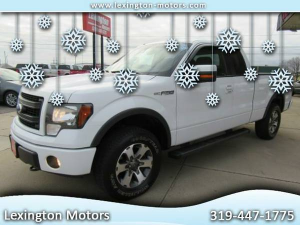 2013 Ford F-150 FX4