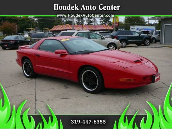 1996 Pontiac Firebird Trans Am WS6@ONLY 62K@SHARP@@