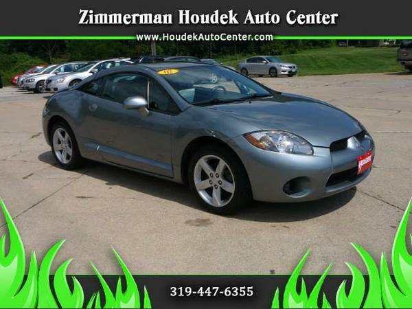 2007 Mitsubishi Eclipse GS@87k@Rockford Sounds@LOW MILES@