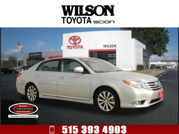 *2011* *Toyota Avalon* *Limited*