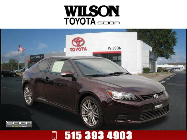 *2013* *Scion Tc* *Base* Dk. Red