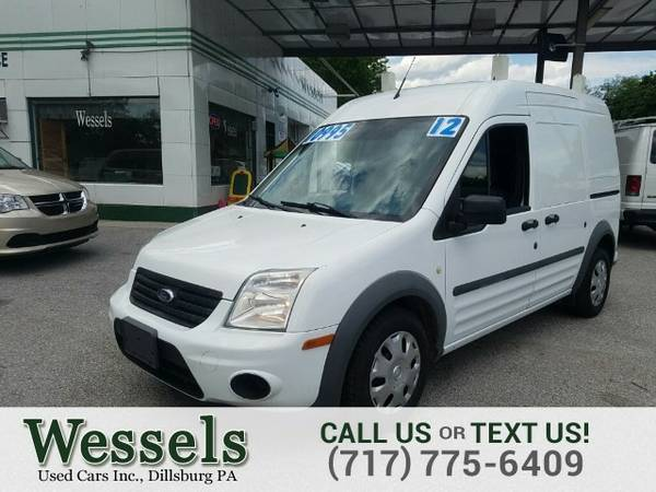 2012 Ford Transit Connect Van Cargo Van XLT Van Transit Connect Van...