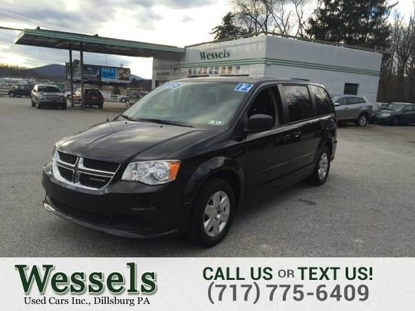 2012 Dodge Grand Caravan SXT Mini-Van Grand Caravan Dodge