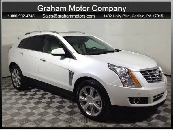 2014 *Cadillac SRX* Performance ()