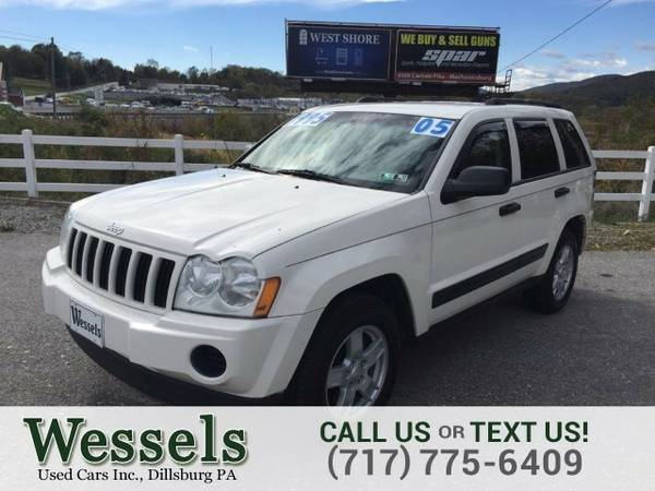2005 Jeep Grand Cherokee Laredo SUV Grand Cherokee Jeep