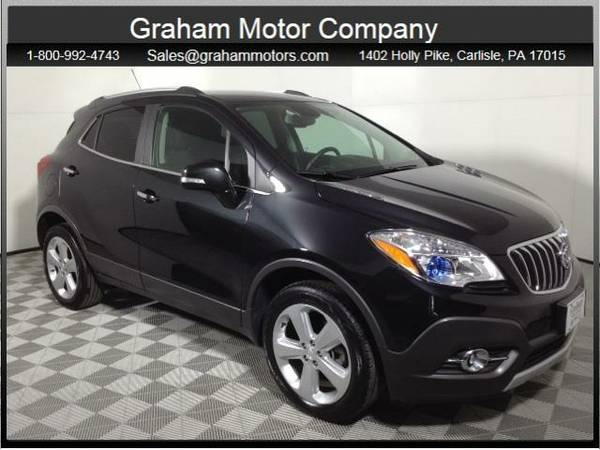 2015 *Buick Encore* Convenience (Carbon Black Metallic)